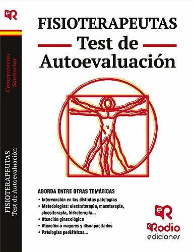 Portada del libro 9788416506040 Fisioterapeuta. Test de Autoevaluación
