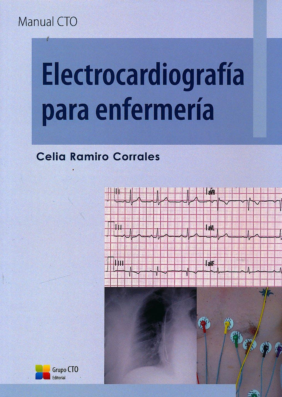 Portada del libro 9788416527670 Electrocardiografía para Enfermería. Manual CTO