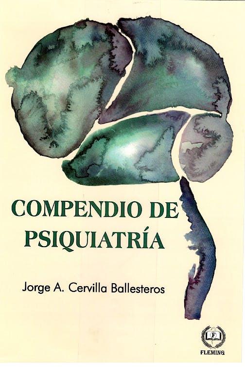 Portada del libro 9788416535989 Compendio de Psiquiatría