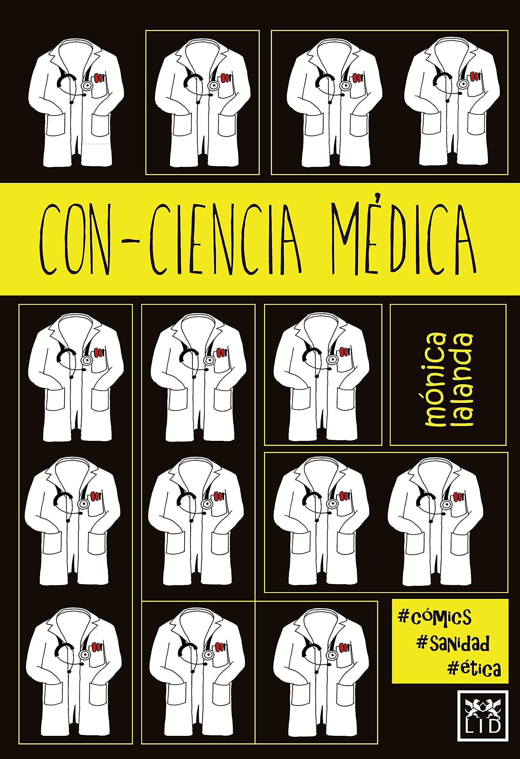 Portada del libro 9788416624508 Con-Ciencia Médica