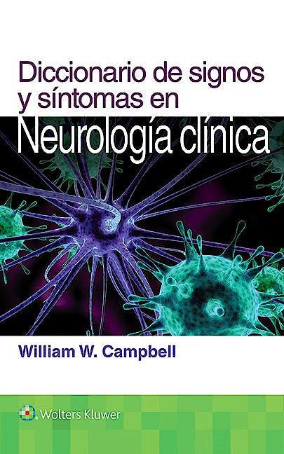 Portada del libro 9788416654468 Diccionario de Signos y Síntomas en Neurología Clínica + Acceso Online