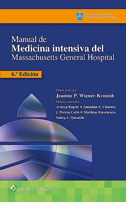 Portada del libro 9788416654499 Manual de Medicina Intensiva del Massachusetts General Hospital