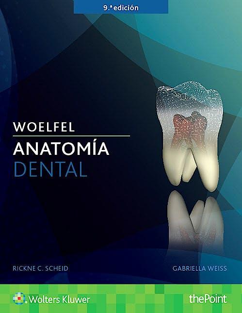 Portada del libro 9788416654628 Woelfel Anatomía Dental