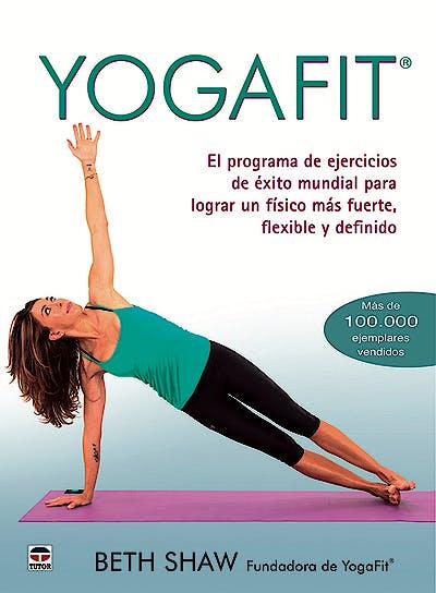 Portada del libro 9788416676118 Yogafit