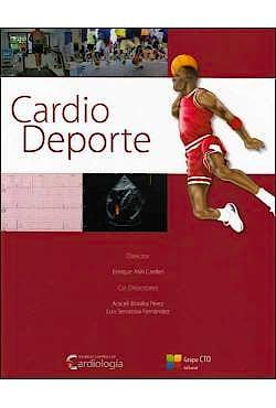 Portada del libro 9788416706037 Cardio Deporte