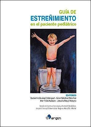 Portada del libro 9788416732456 Guía de Estreñimiento en el Paciente Pediátrico