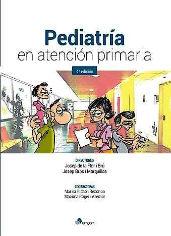 Portada del libro 9788416732944 Pediatría en Atención Primaria