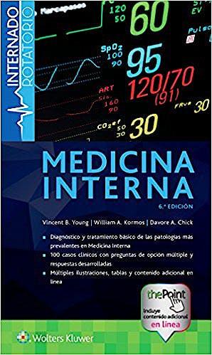 Portada del libro 9788416781201 Medicina Interna (Internado Rotatorio)