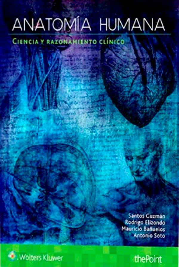 Portada del libro 9788416781249 Anatomía Humana. Manual Clínico