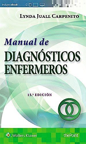 Portada del libro 9788416781492 Manual de Diagnósticos Enfermeros