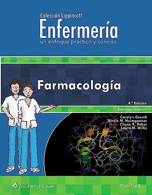 Portada del libro 9788416781539 Farmacología (Colección Lippincott Enfermería)