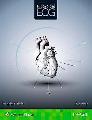 Portada del libro 9788416781621 El Libro del ECG