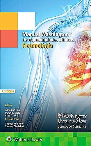 Portada del libro 9788416781706 Manual Washington de Especialidades Clínicas: Neumología