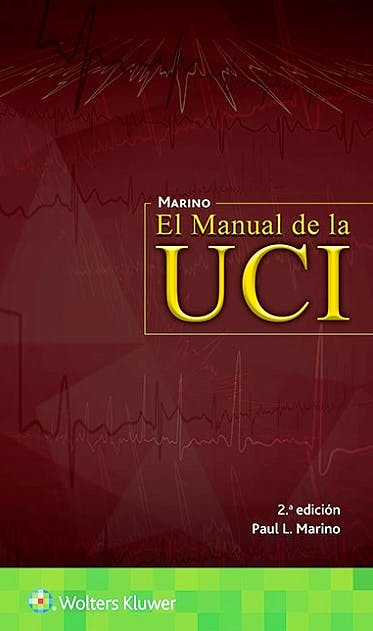 Portada del libro 9788416781713 Marino El Manual de la UCI
