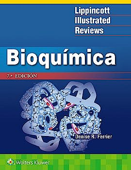 Portada del libro 9788416781805 Bioquímica (Lippincott Illustrated Reviews)