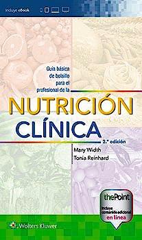Portada del libro 9788416781874 Guía Básica de Bolsillo para el Profesional de la Nutrición Clínica