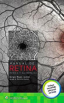 Portada del libro 9788416781911 Manual de Retina Médica y Quirúrgica