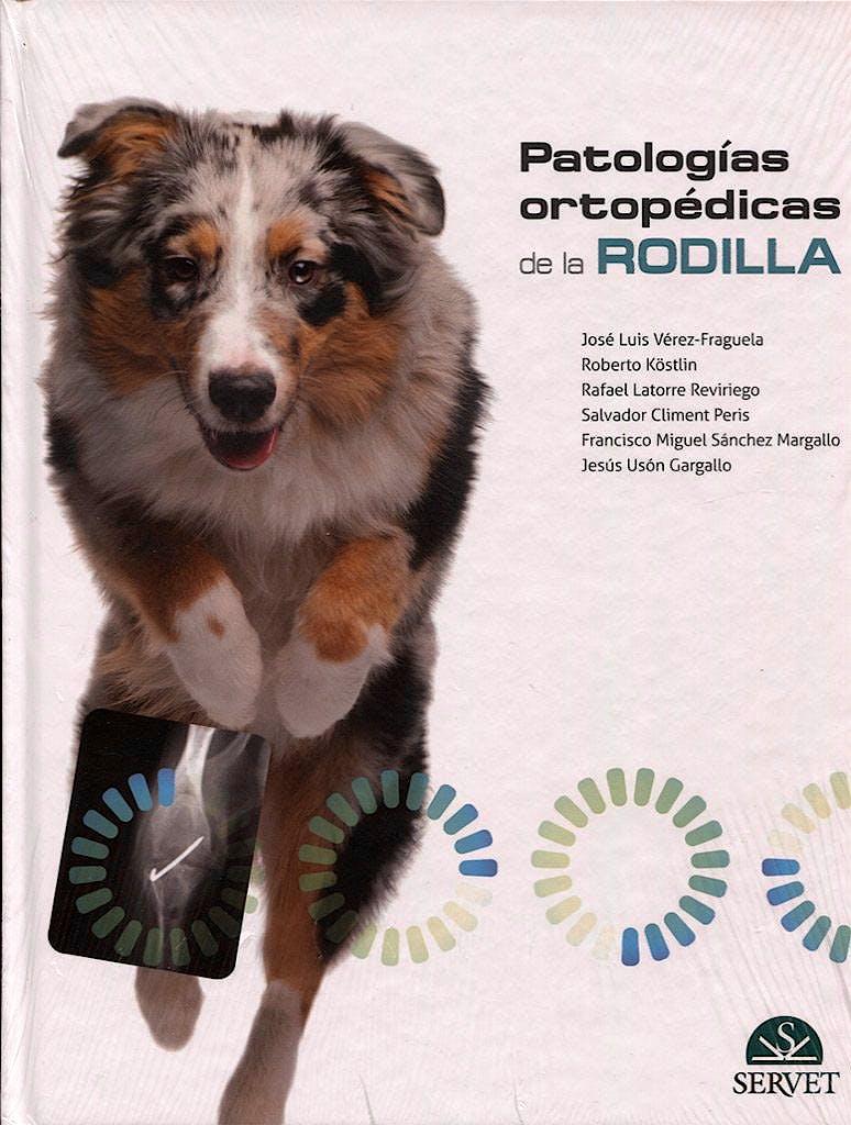 Portada del libro 9788416818266 Patologías Ortopédicas de la Rodilla