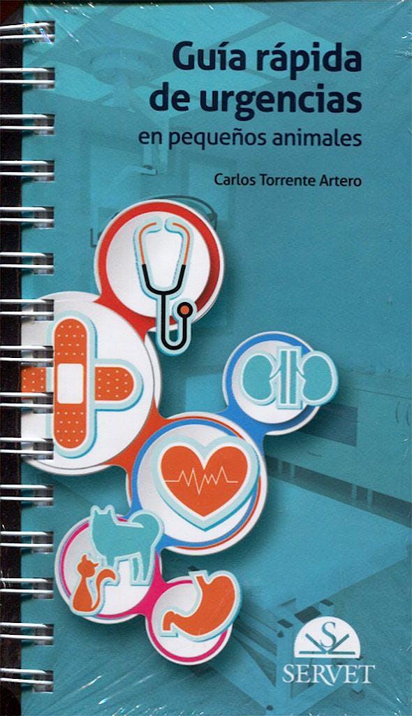 Portada del libro 9788416818464 Guía Rápida de Urgencias en Pequeños Animales