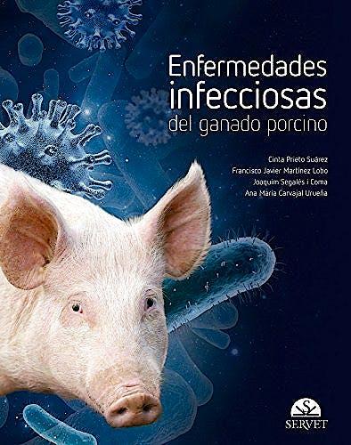 Portada del libro 9788416818778 Enfermedades Infecciosas del Ganado Porcino
