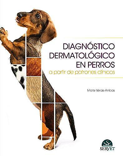 Portada del libro 9788416818846 Diagnóstico Dermatológico en Perros a partir de Patrones Clínicos