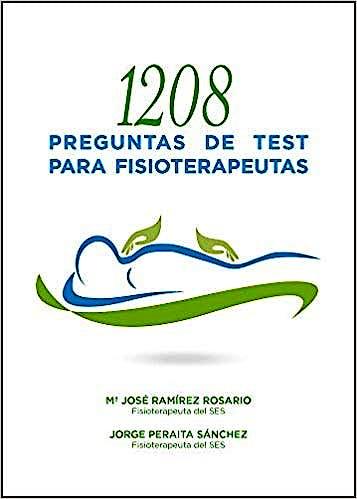 Portada del libro 9788416846092 1208 Preguntas de Test para Fisioterapeutas