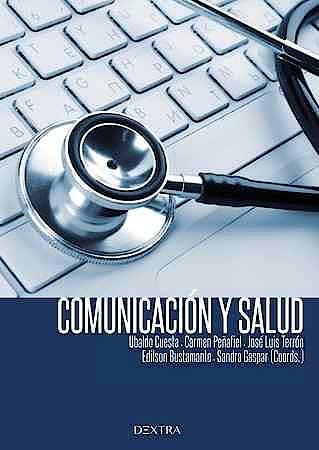 Portada del libro 9788416898206 Comunicación y Salud