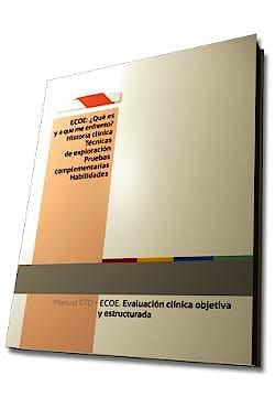 Portada del libro 9788416932948 ECOE. Evaluación Clínica, Objetiva y Estructurada