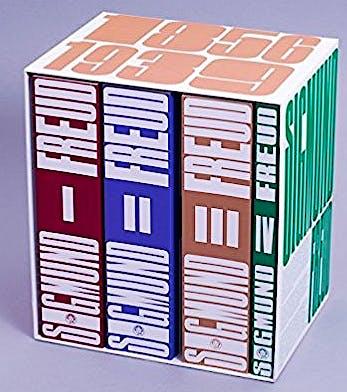 Portada del libro 9788416938636 Freud Obras Completas, 4 Vols.