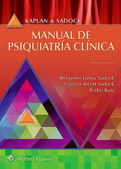 Portada del libro 9788417033057 Kaplan y Sadock Manual de Psiquiatría Clínica