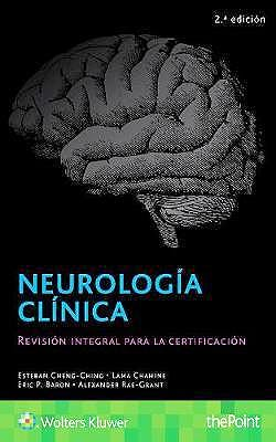 Portada del libro 9788417033361 Neurología Clínica. Revisión Integral para la Certificación