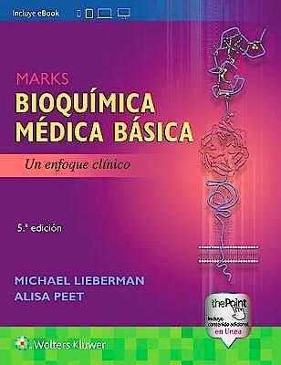 Portada del libro 9788417033521 Marks Bioquímica Médica Básica. Un Enfoque Clínico