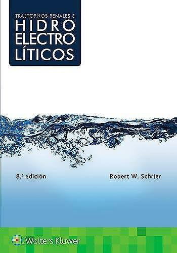 Portada del libro 9788417033644 Trastornos Renales e Hidroelectrolíticos