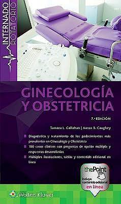 Portada del libro 9788417033866 Ginecología y Obstetricia (Internado Rotatorio)