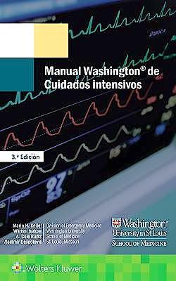 Portada del libro 9788417033903 Manual Washington de Cuidados Intensivos