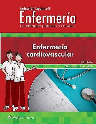 Portada del libro 9788417033996 Enfermería Cardiovascular (Colección Lippincott Enfermería)