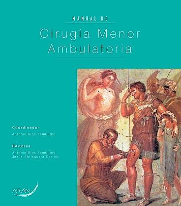Portada del libro 9788417046637 Manual de Cirugía Menor Ambulatoria