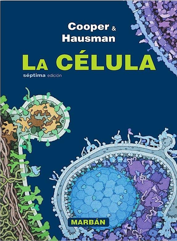 Portada del libro 9788417184001 Cooper La Célula (Tapa Dura)