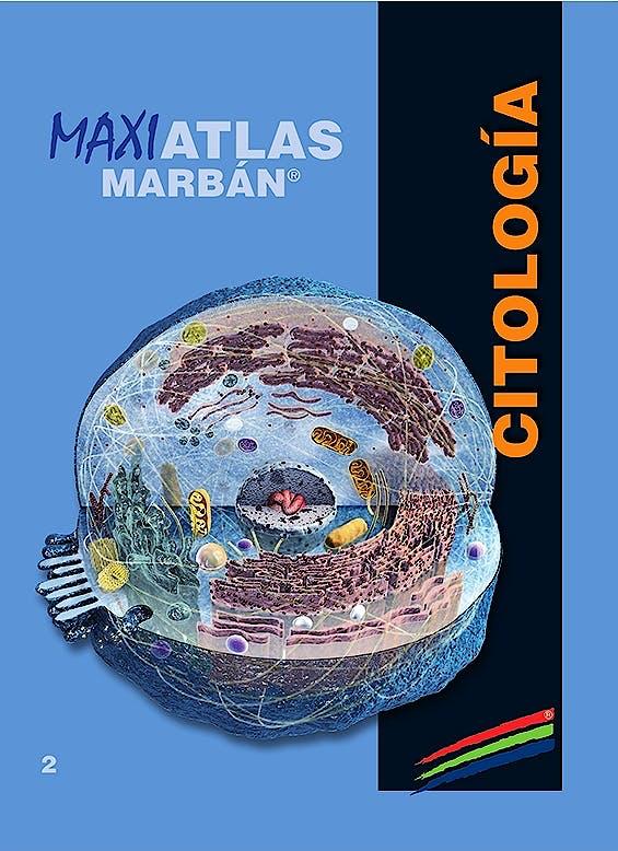 Portada del libro 9788417184063 Maxi Atlas, Vol. 2: Citología