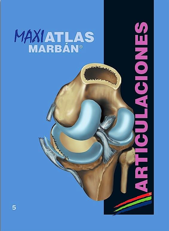 Portada del libro 9788417184094 Maxi Atlas, Vol. 5: Articulaciones