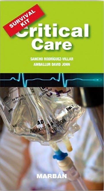 Portada del libro 9788417184407 Critical Care (Survival Kit)