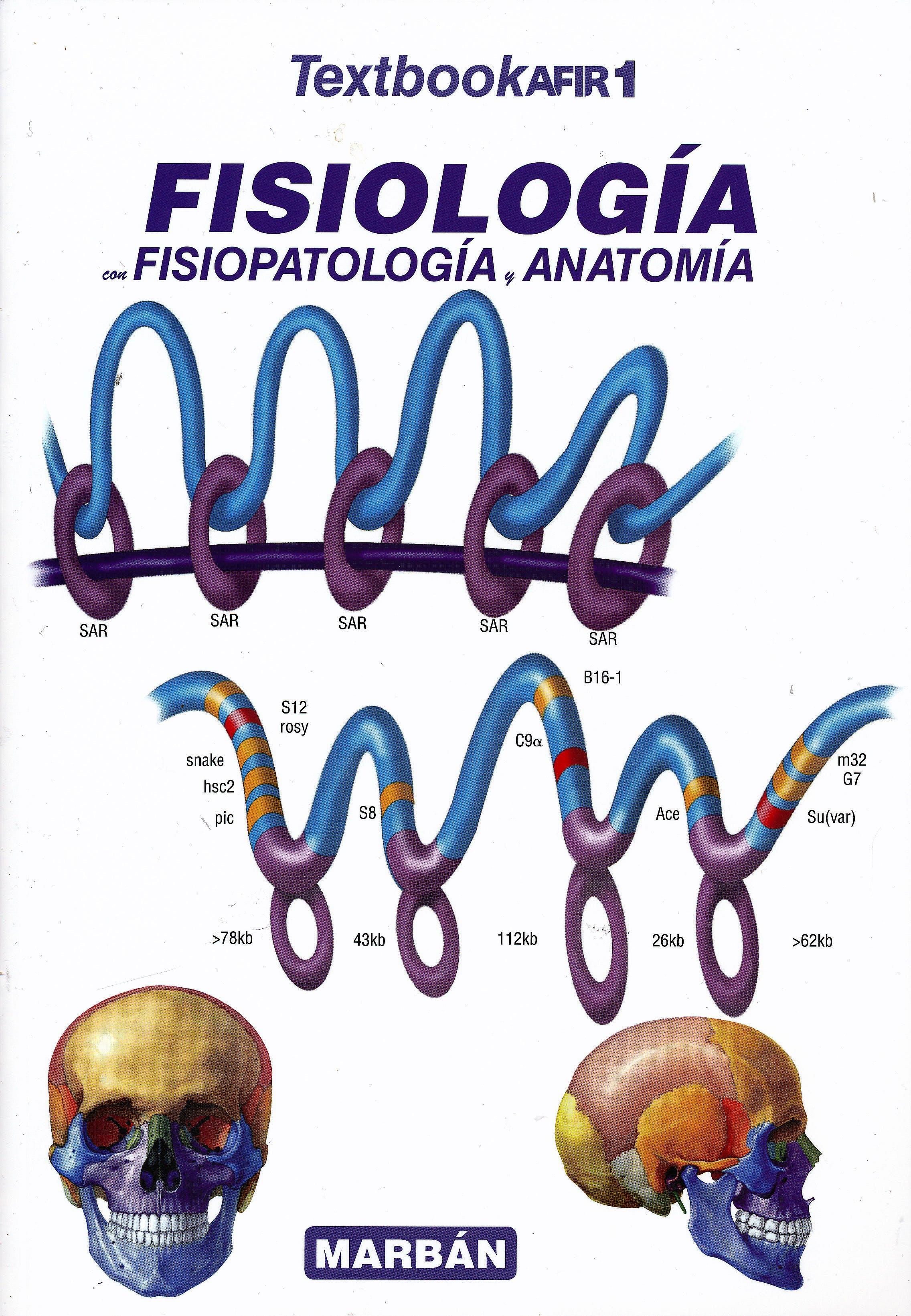 Portada del libro 9788417184452 Textbook AFIR, Vol. 1: Fisiología con Fisiopatología y Anatomía