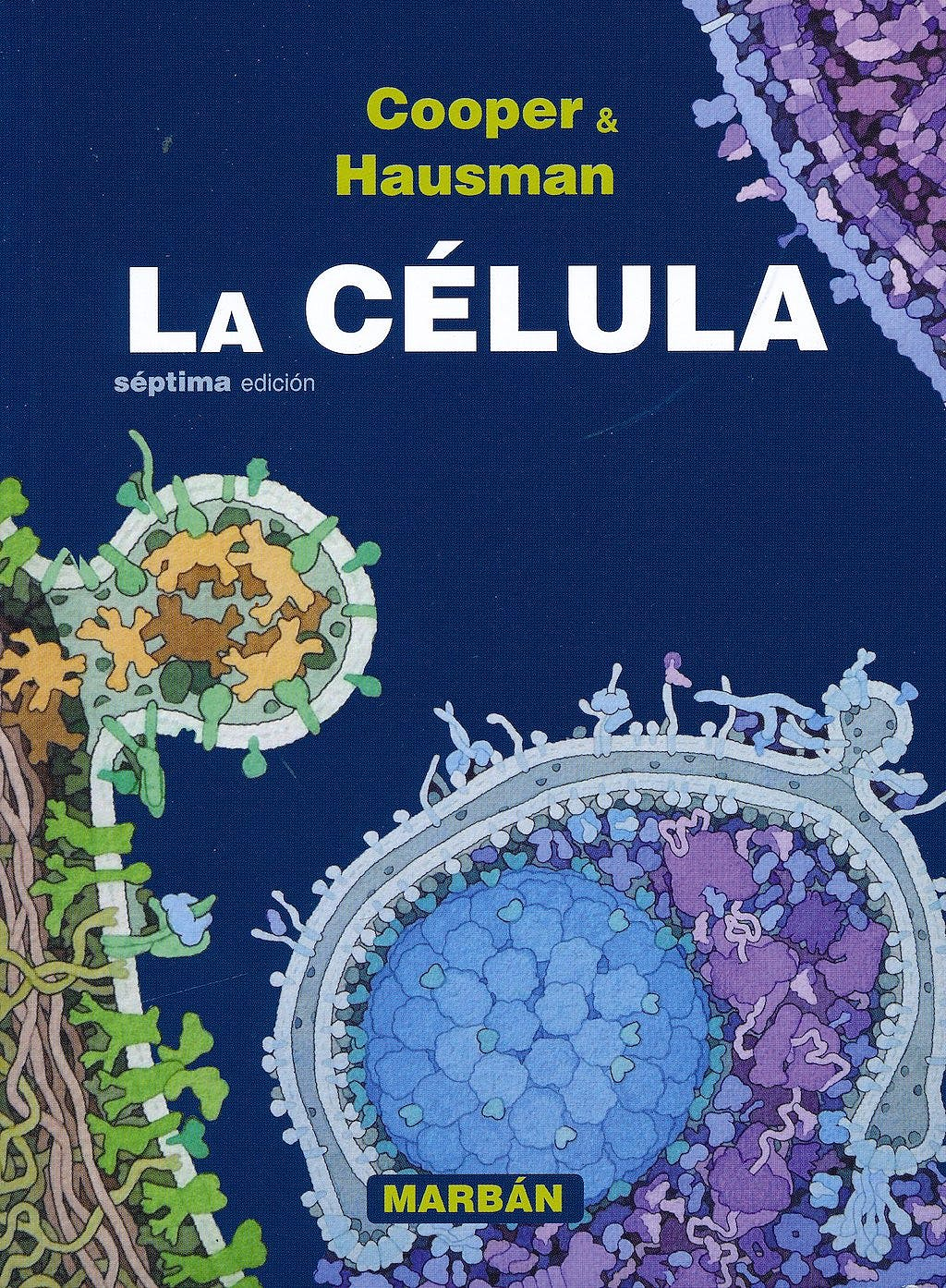 Portada del libro 9788417184544 Cooper La Célula (Handbook)