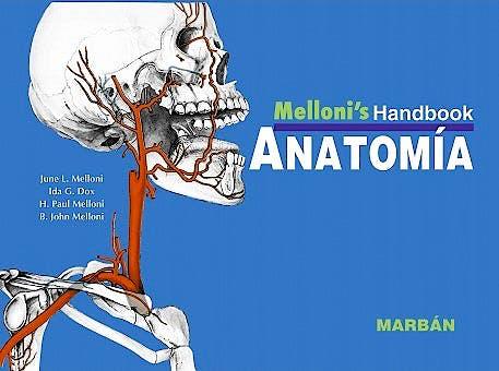 Portada del libro 9788417184834 Melloni's Handbook Anatomía