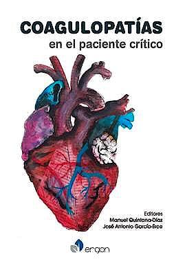 Portada del libro 9788417194079 Coagulopatías en el Paciente Crítico