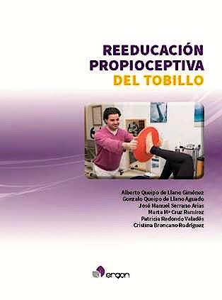 Portada del libro 9788417194239 Reeducación Propioceptiva del Tobillo