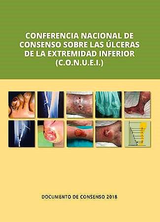 Portada del libro 9788417194260 Conferencia Nacional de Consenso sobre las Úlceras de la Extremidad Inferior (C.O.N.U.E.I.)