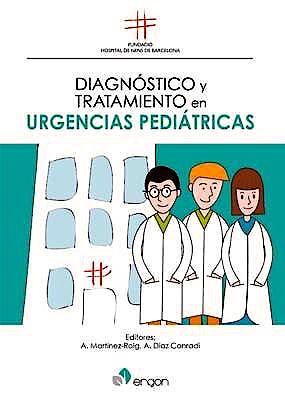 Portada del libro 9788417194307 Diagnóstico y Tratamiento en Urgencias Pediátricas