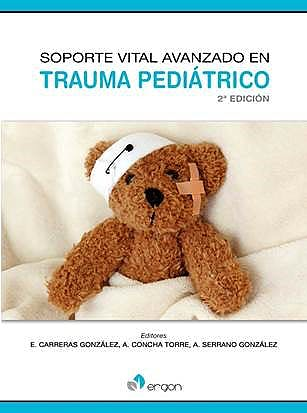 Portada del libro 9788417194345 Soporte Vital Avanzado en Trauma Pediátrico