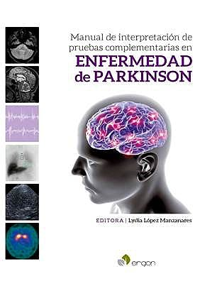 Portada del libro 9788417194727 Manual de Interpretación de Pruebas Complementarias en Enfermedad de Parkinson
